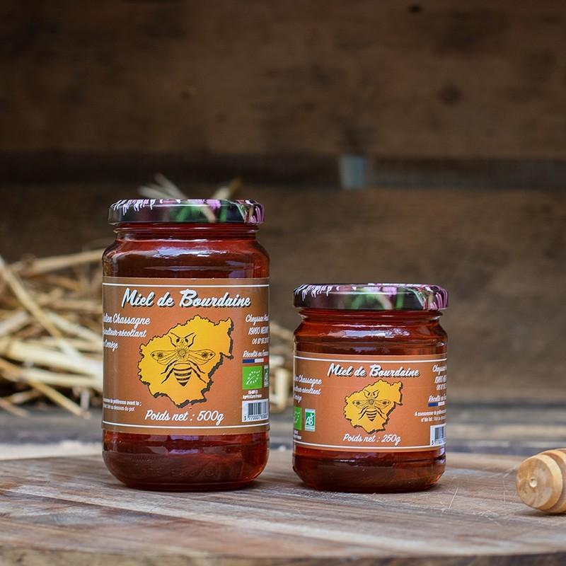 Bio92-miel de bourdaine français bio