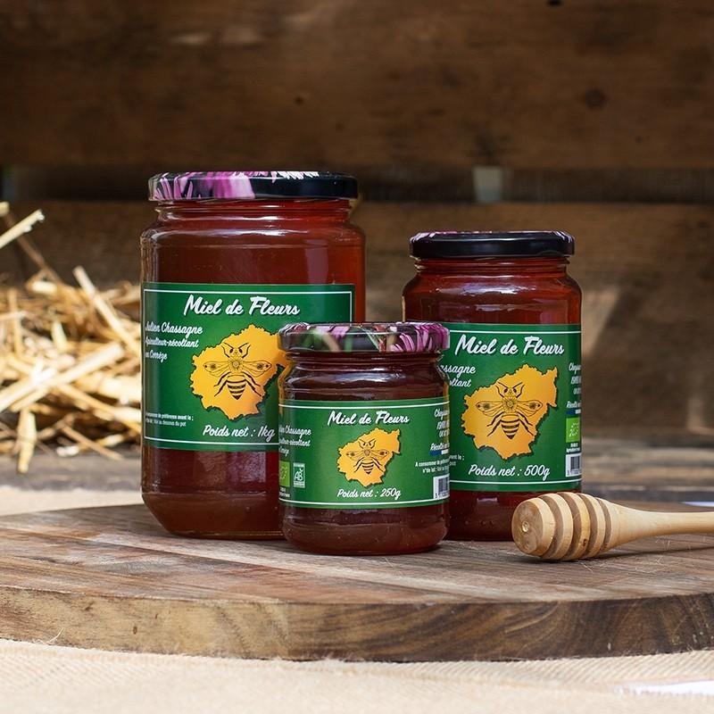 Bio92-miel de fleurs français bio