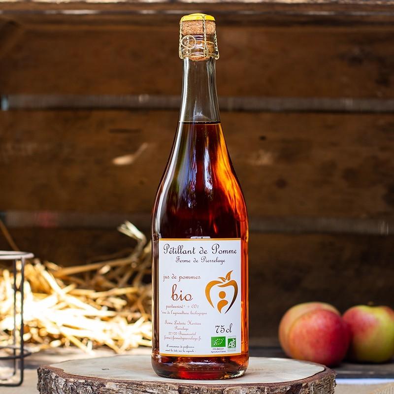 Bio92-pétillant de pomme bio