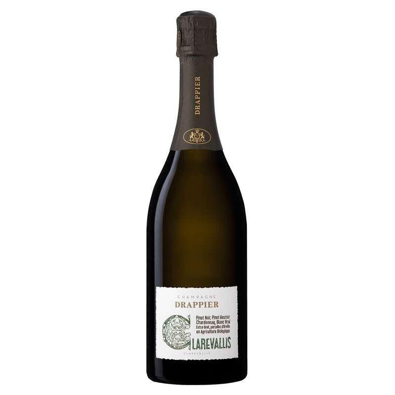 Bio92-champagne bio drappier clarevallis