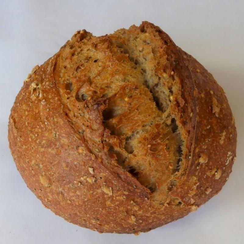 Bio 92 - pain aux graines - 400g Bio
