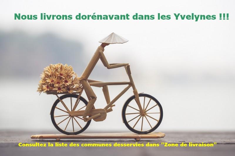 Bio92 - Livraison dans les Yvelines (78)